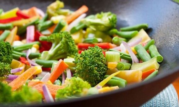 Vegetarians Food